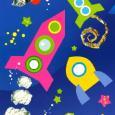 """Мастер-Классы в Самаре """"Разноцветные планеты и веселые ракеты"""""""